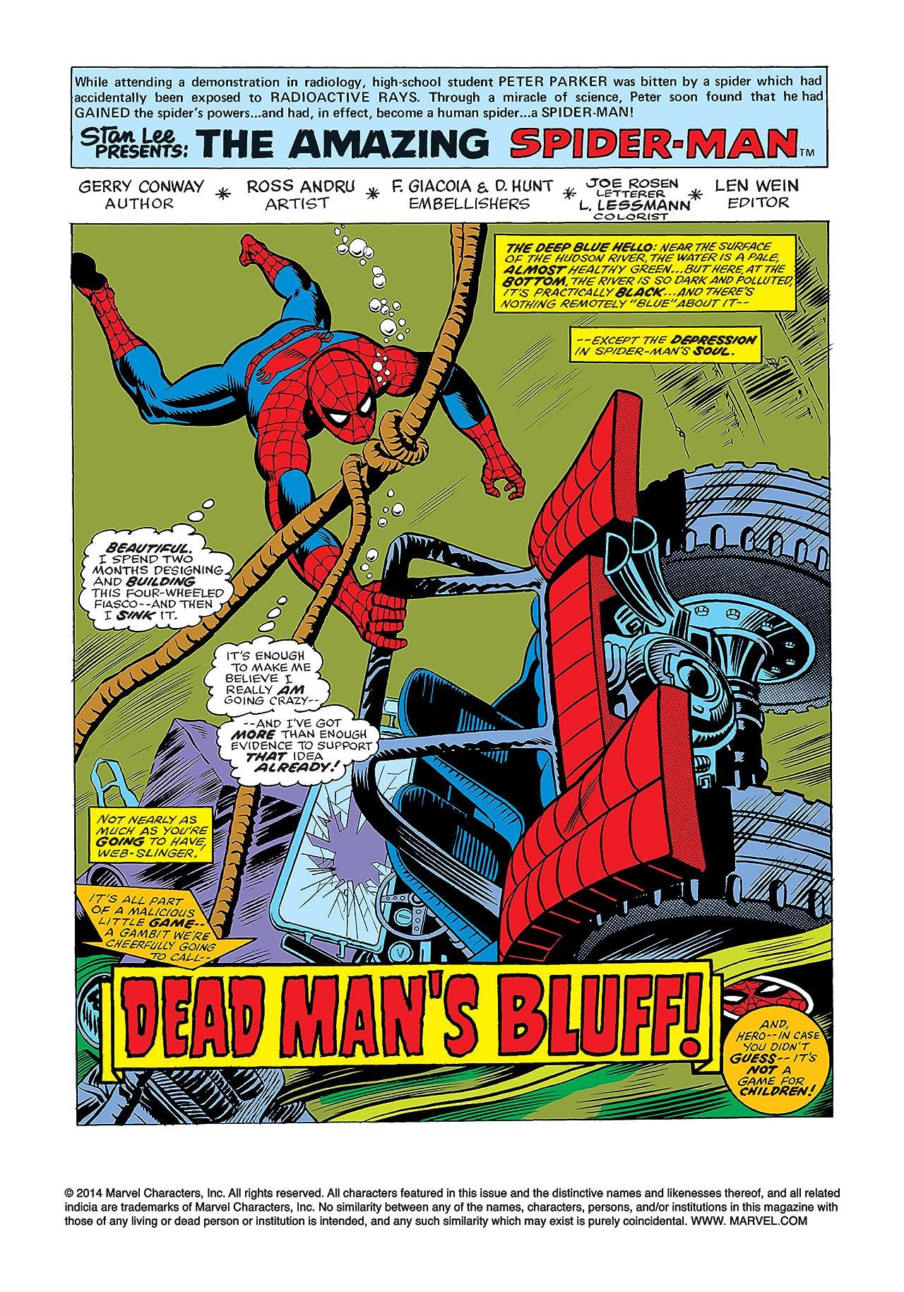 Amazing Spider-Man (1963-1998) #142