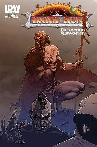 Dungeons & Dragons: Dark Sun No.2
