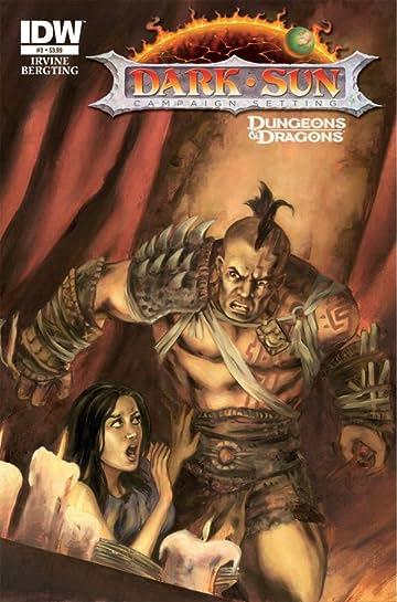 Dungeons & Dragons: Dark Sun #3