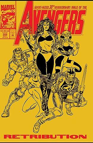 Avengers (1963-1996) #366
