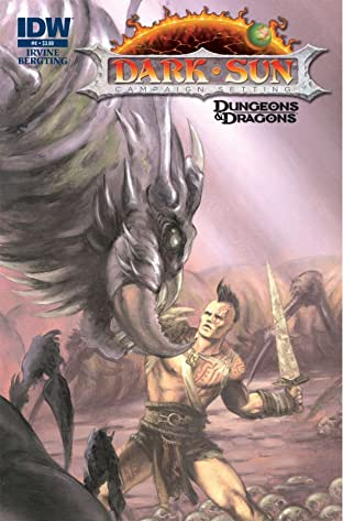 Dungeons & Dragons: Dark Sun #4