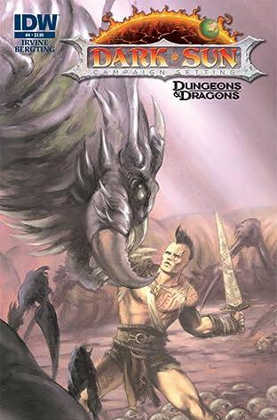 Dungeons & Dragons: Dark Sun No.4