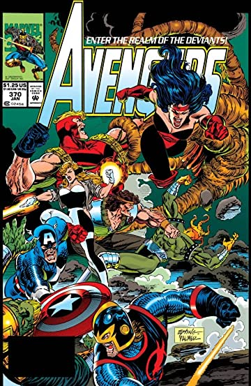 Avengers (1963-1996) #370