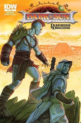 Dungeons & Dragons: Dark Sun No.5