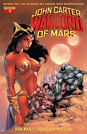 John Carter: Warlord of Mars #2: Digital Exclusive Edition