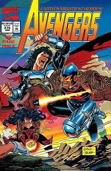 Avengers (1963-1996) #375