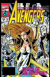 Avengers (1963-1996) #376