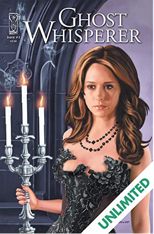 Ghost Whisperer: The Haunted #3