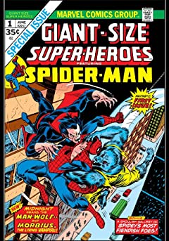 Giant-Size Super-Heroes (1974) #1