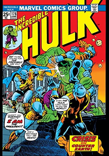 Incredible Hulk (1962-1999) #176