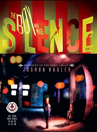 The Boy Who Made Silence #5 (of 12)