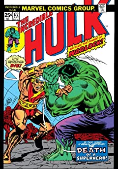 Incredible Hulk (1962-1999) #177