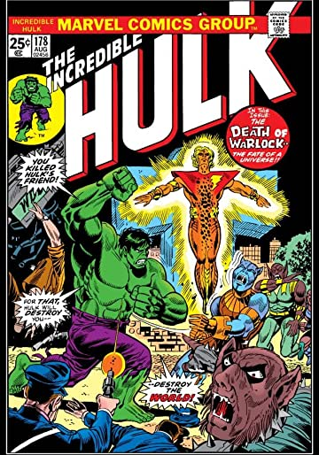 Incredible Hulk (1962-1999) #178