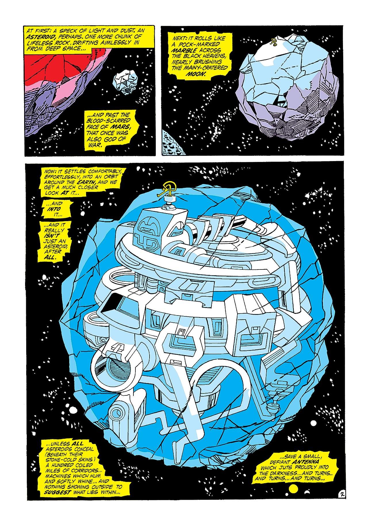 Marvel Premiere (1972-1981) #1