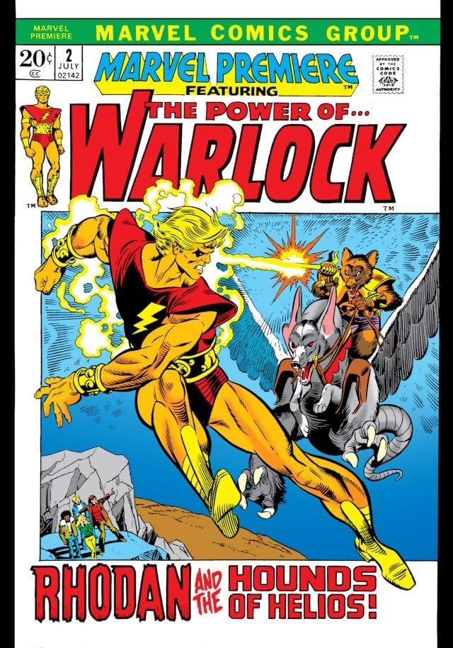 Marvel Premiere (1972-1981) #2