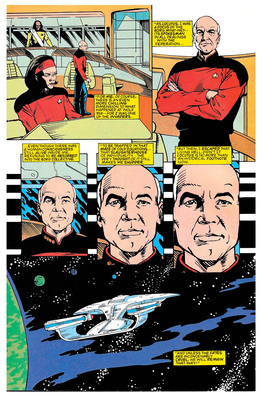 Star Trek Archives: Best of Borg #1