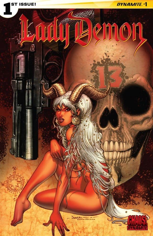 Lady Demon #1: Digital Exclusive Edition