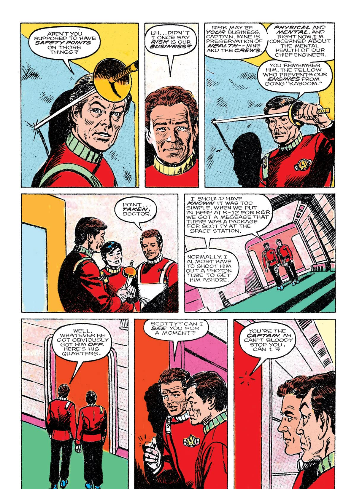 Star Trek Archives: The Best of Peter David #1