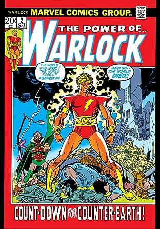 Warlock (1972-1976) #2