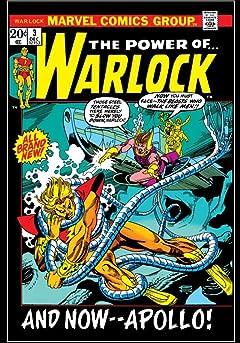 Warlock (1972-1976) #3