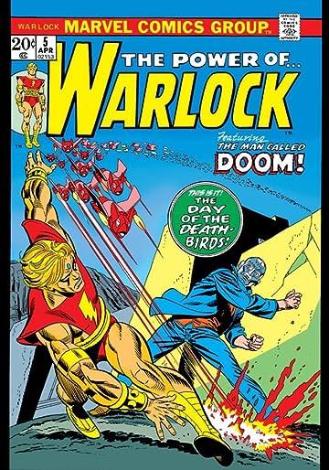 Warlock (1972-1976) #5