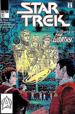 Star Trek Archives: The Best of Peter David No.3