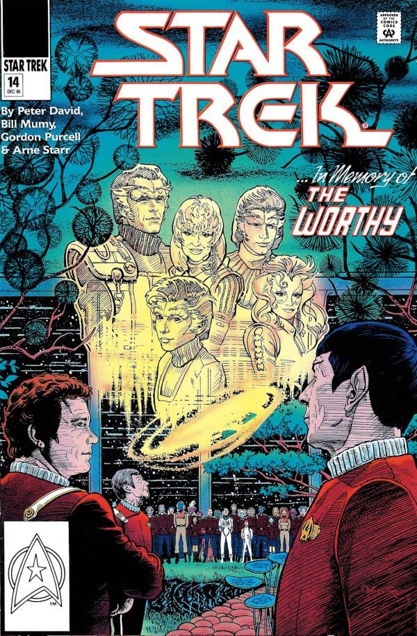 Star Trek Archives: The Best of Peter David #3