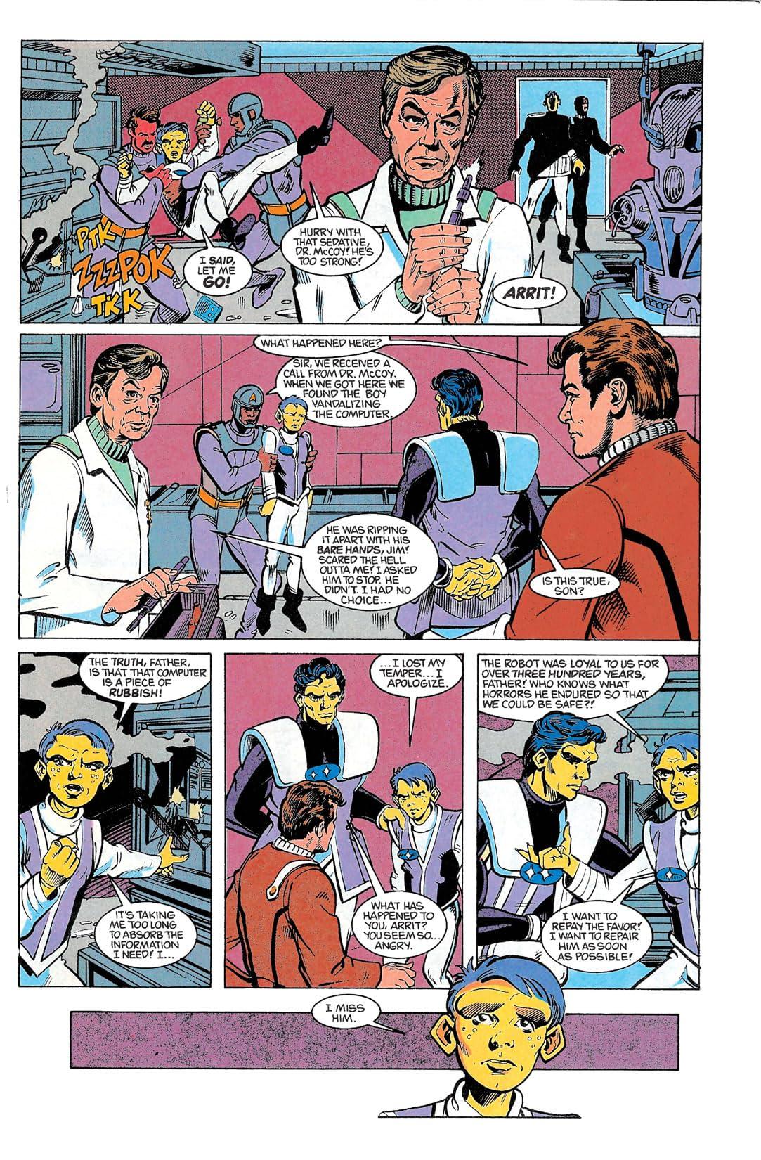 Star Trek Archives: The Best of Peter David #3