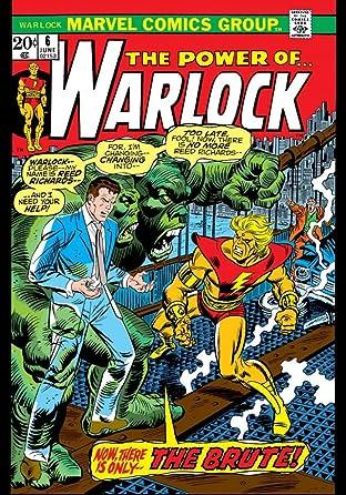 Warlock (1972-1976) #6
