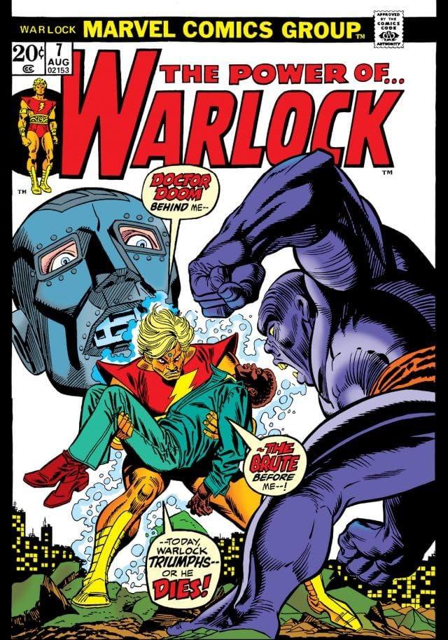 Warlock (1972-1976) #7