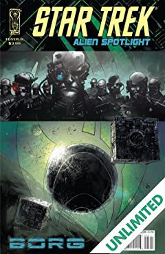 Star Trek: Alien Spotlight - Borg