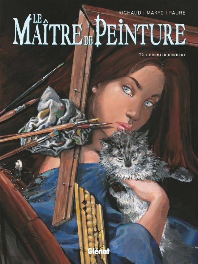 Le Maître de peinture Vol. 3: Premier Concert