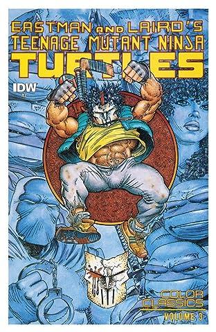teenage mutant ninja turtles color classics vol 3 digital comics