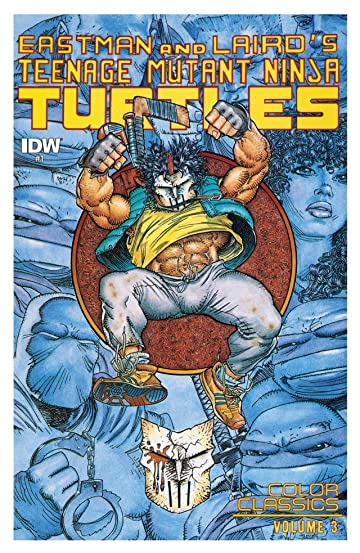 Teenage Mutant Ninja Turtles: Color Classics Vol. 3 #1