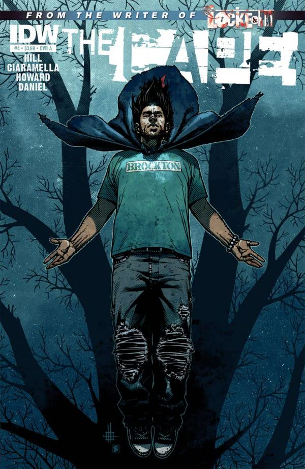 Joe Hill's The Cape #4 (of 4)