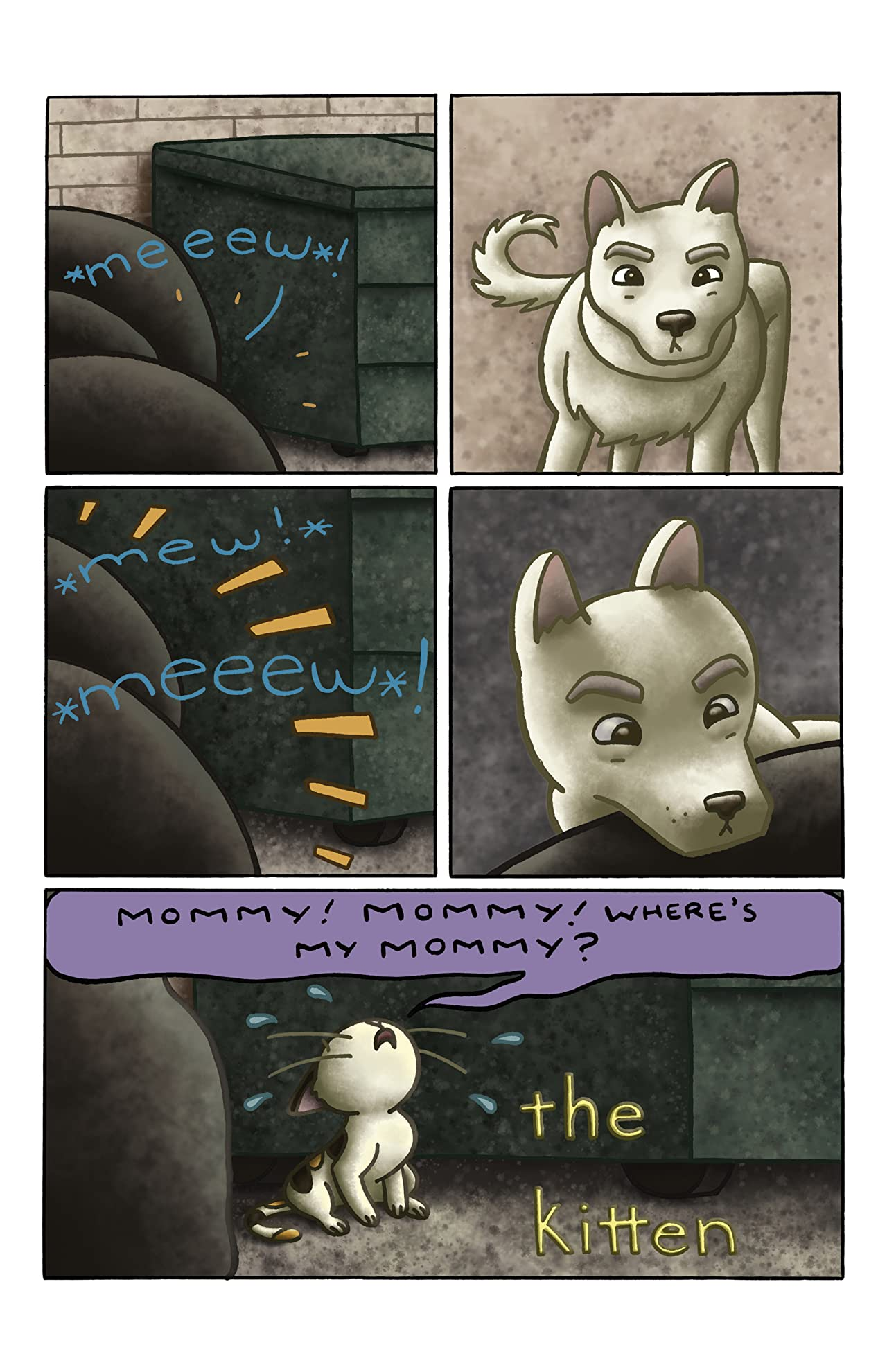 Doggy Stories #7