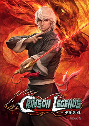 Crimson Legends #2