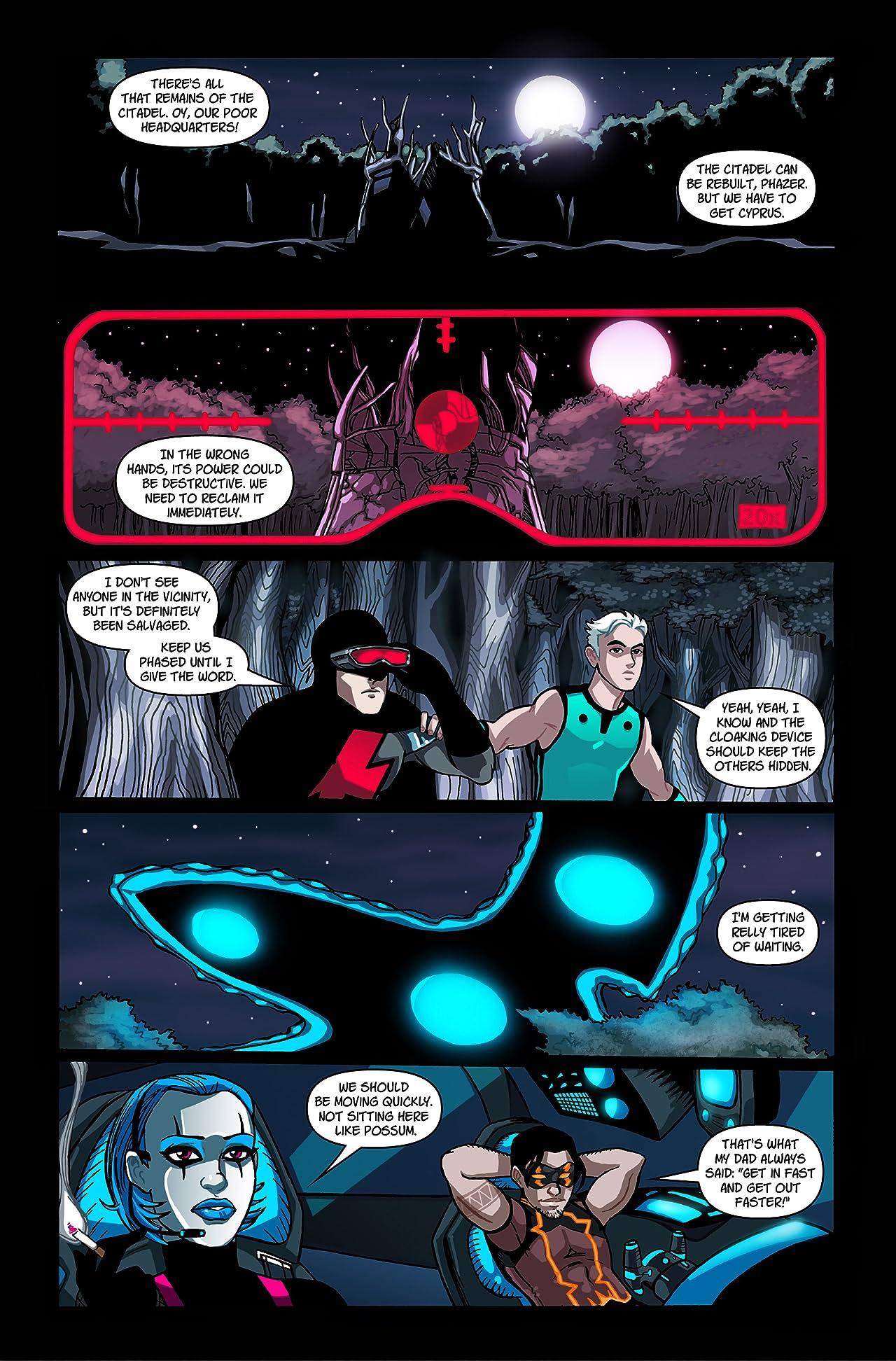 Sentinels #5