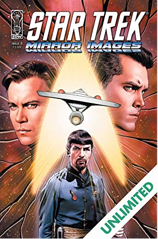 Star Trek: Mirror Images #5