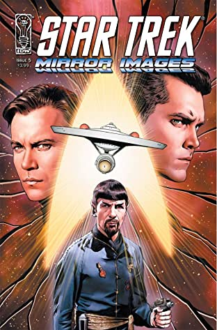 Star Trek: Mirror Images #5