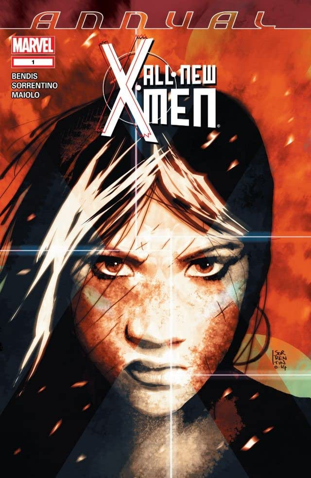 All-New X-Men (2012-2015) Annual #1