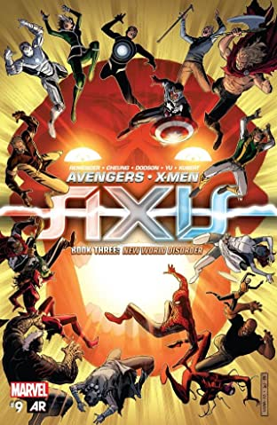 Avengers & X-Men: Axis #9 (of 9)