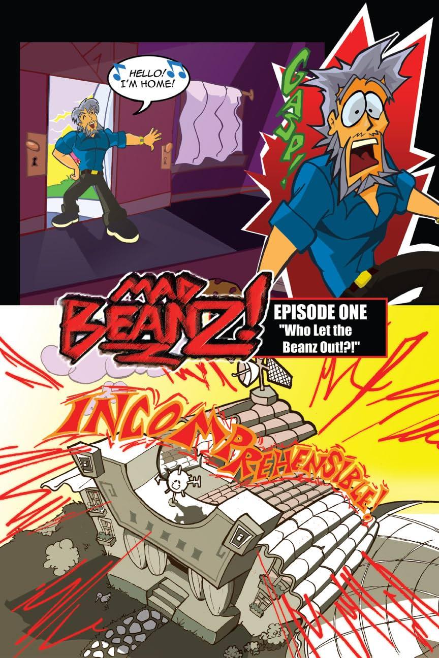 Rumble Pak 2008 #1: Mad Beanz & Bleed