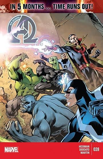 New Avengers (2013-2015) #28