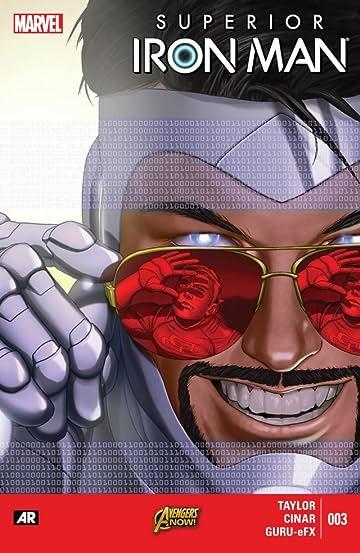 Superior Iron Man (2014-2015) #3