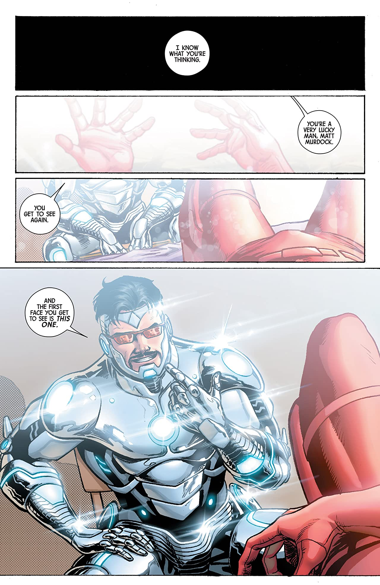Superior Iron Man (2014-2015) #3
