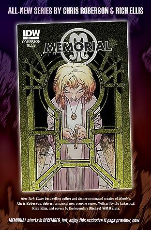Memorial #1 (of 6): Preview