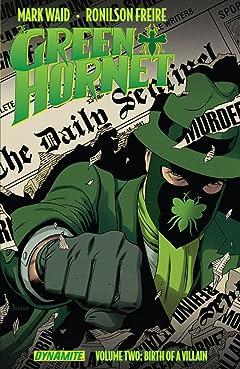 The Green Hornet Vol. 2: Birth of a Villain