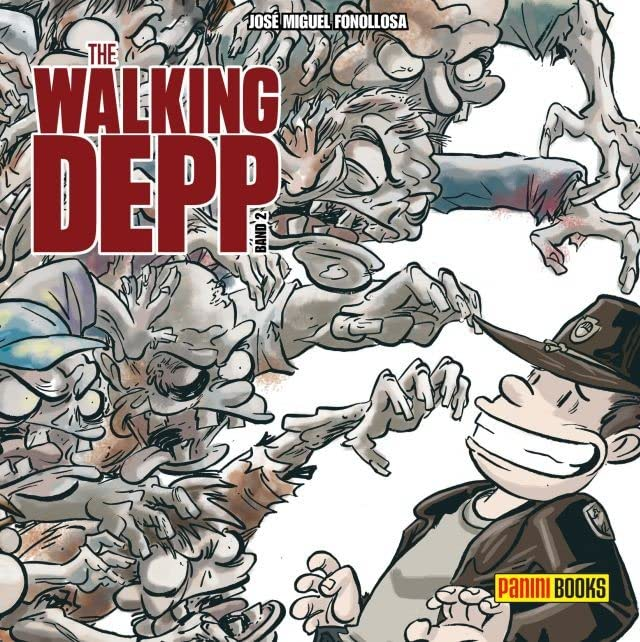 The Walking Depp Vol. 2
