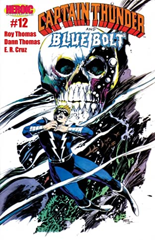 Captain Thunder and Blue Bolt #12